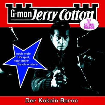 Читать Jerry Cotton, Folge 16: Der Kokain-Baron - Jerry Cotton