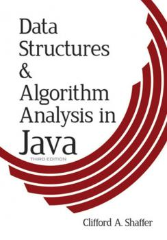 Читать Data Structures and Algorithm Analysis in Java, Third Edition - Clifford A. Shaffer