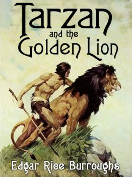 Читать Tarzan and the Golden Lion - Edgar Rice Burroughs