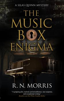 Читать The Music Box Enigma - R.N. Morris
