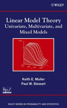 Читать Linear Model Theory - Paul Stewart W.