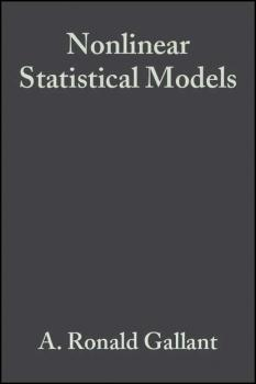 Читать Nonlinear Statistical Models - Группа авторов