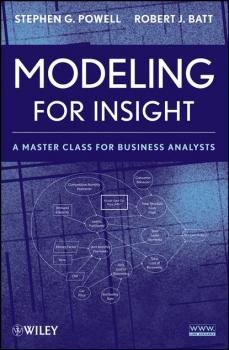 Читать Modeling for Insight - Powell