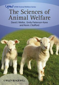 Читать The Sciences of Animal Welfare - David  Mellor