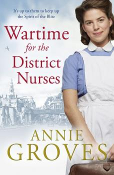Читать Wartime for the District Nurses - Annie Groves