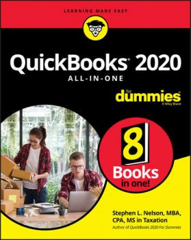 Читать QuickBooks 2020 All-In-One For Dummies - Stephen L. Nelson