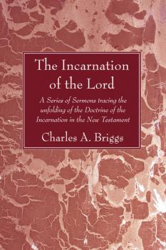 Читать The Incarnation of the Lord - Charles A. Briggs
