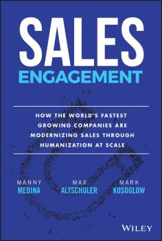 Читать Sales Engagement - Max Altschuler