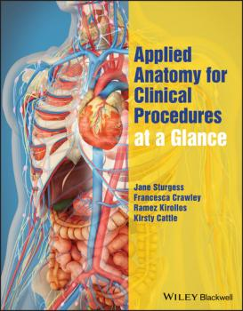 Читать Applied Anatomy for Clinical Procedures at a Glance - Jane Sturgess