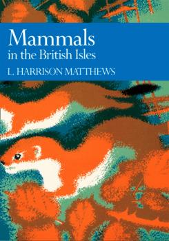 Читать Mammals in the British Isles - L. Harrison Matthews