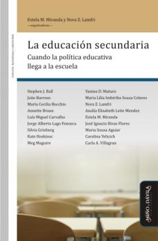 Читать La educación secundaria - Stephen  Ball